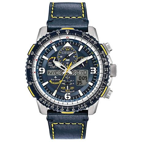 1b8e99b3571 Relógio Citizen Eco-drive Promaster Blue Angels Jy8078-01l ...