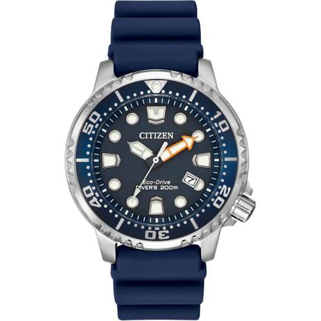 d762af68148 Relógio Citizen Eco drive Promaster Diver Blue BN0151-09L - Relógios ...