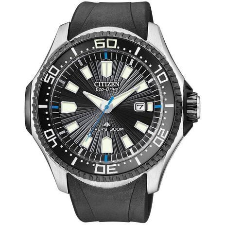 cbf9f171362 Relógio Citizen Eco drive Promaster Diver BN0085-01e - Relógio ...
