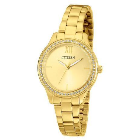 c85f32d5a8b Relógio Citizen Feminino Ladies - TZ28333G - Magnum - Relógio ...