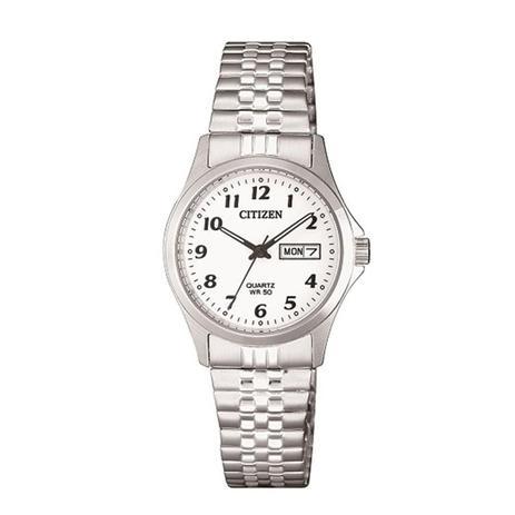 f53c16ad577 Relógio Citizen Feminino Ref  Tz28520q Social Prateado - Relógio ...