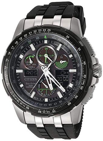 e8fa291b8fa Relógio Citizen Jy8051-08e Skyhawk Lançamento Jy8051 - Relógios ...