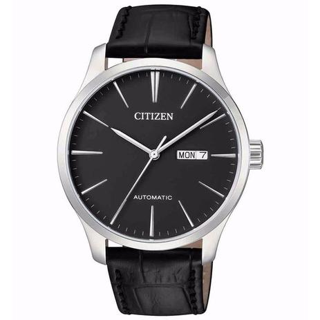 16dc9613be5 Relógio Citizen Masculino Ref  Tz20788d Automático Prateado ...