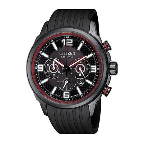 625ad4ed05c Relógio Citizen Masculino Ref  Tz30911p Eco-Drive Solar Black ...
