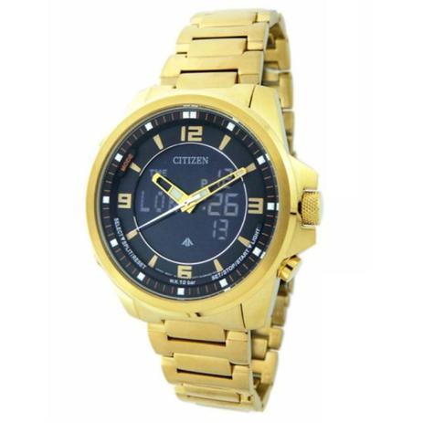 0f400dfd590 Relógio Citizen Promaster Anadigi Masculino TZ10155U JN5002-50E ...