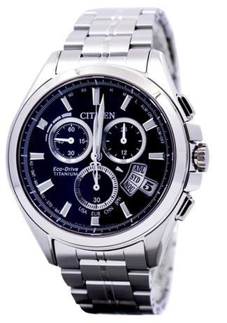 4565c67bb8d37 Relógio Citizen Radio Controle Titanium safira BY0051-55E - Relógio ...