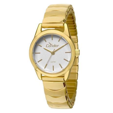 5271ddab7a828 Relógio Condor Feminino Ref  Co2035kmy 4k Mini Dourado - Relógio ...