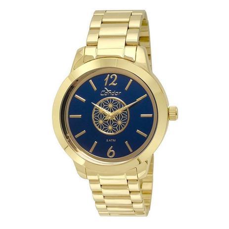 87741604d31 Relógio Condor Feminino Ref  Co2035kst 4a Mandala Dourado - Relógio ...