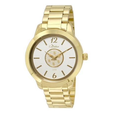 4447602ed96 Relógio Condor Feminino Ref  Co2035kst 4b Mandala Dourado - Relógio ...
