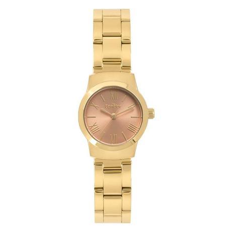 Relógio Condor Feminino Ref  Co2035kyu 4m Dourado Mini - Relógio ... d18e91c44a