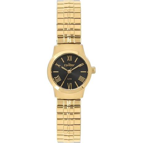 Relógio Condor Feminino Ref  Co2035kyw 4p Dourado Mini - Relógio ... 187c204d36