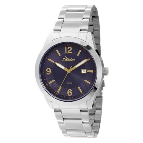 f0340e75eaf Relógio Condor Feminino Ref  Co2115sz 3a Prata - Relógio Feminino ...