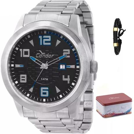 0cf4a4d4712 Relógio Condor Kit Masculino Co2115tv k3a - Relógios - Magazine Luiza