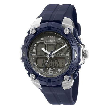 4002883d1d3 Relogio Condor Masculino Anadigi COAD0912A - Relógio Masculino ...