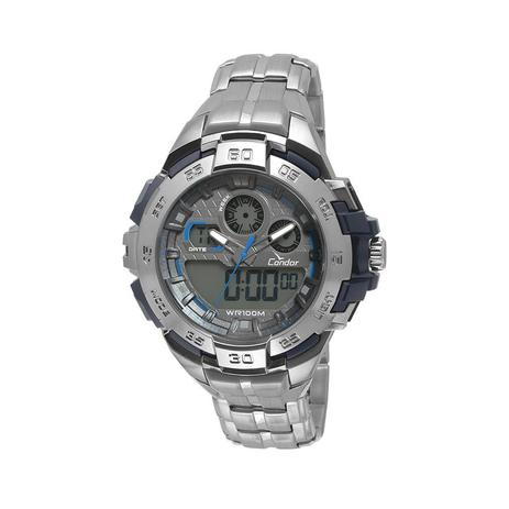 0a62b4f0168 Relógio Condor Masculino Ref  Co1154br 3a Esportivo Anadigi ...