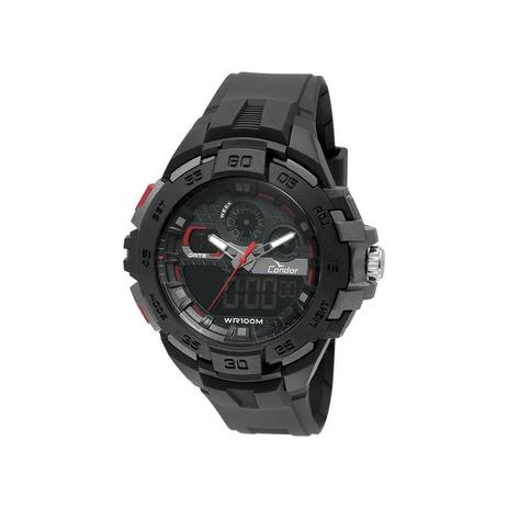 d929976e334 Relógio Condor Masculino Ref  Co1154cr 8p Esportivo Anadigi ...