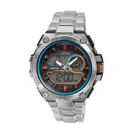feab12612f7 Relógio Condor Masculino Ref  Co1161a 3v Esportivo Anadigi - Relógio ...
