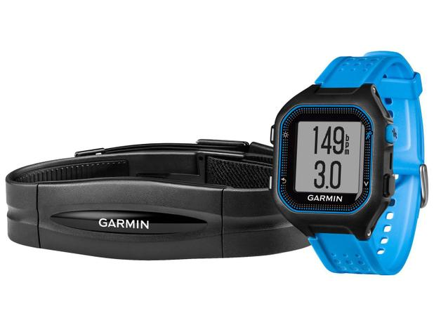 4f25936a870 Relógio de Corrida Forerunner 25 - Garmin - Monitor Cardíaco ...
