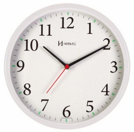 c0d5f3d9e03 Relógio De Parede Herweg Ref  660022-021 - Relógio de Parede ...