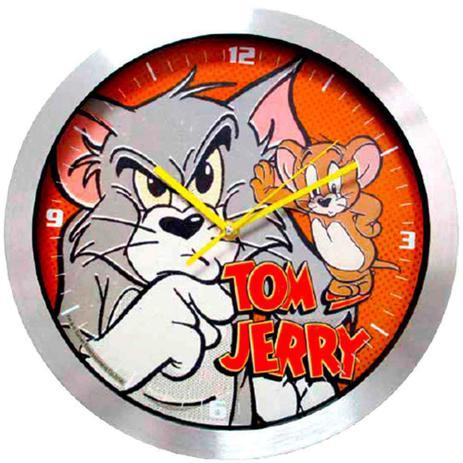c11dc4cba72 Relógio De Parede Tom E Jerry - Versare anos dourados - Decoração ...
