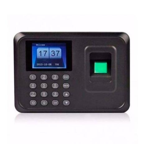 Imagem de Relógio de Ponto Biométrico
