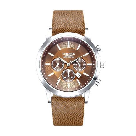 58dcb799394 Relógio de Pulso Chronos Modelo 1898 - Relógios e Relojoaria ...