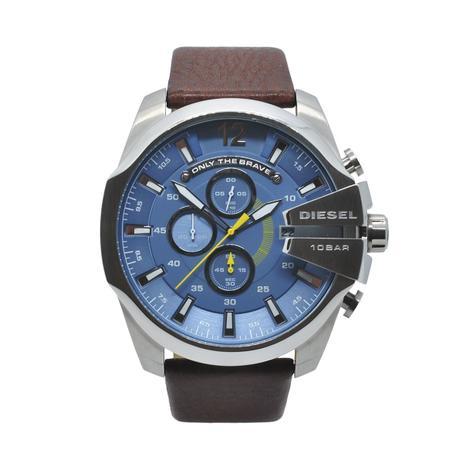 a85f096d820 Relógio de Pulso Diesel Pulseira de Couro Masculino DZ4281 0AN ...