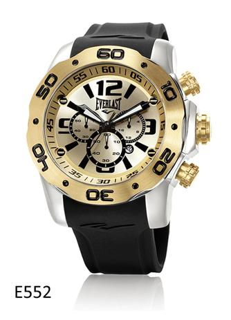 66b7890cf2d Relógio de Pulso Everlast Cronografo Pulseira Silicone E552 ...