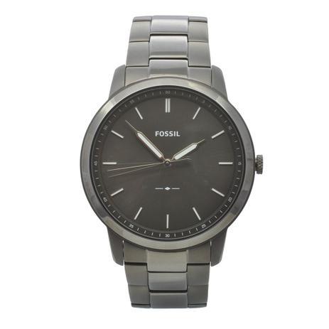 Relógio de Pulso Fossil Slim Masculino FS5459 1CN - Grafite ... 9eb5d1d866