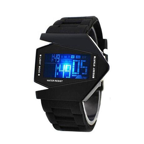 8411ded4147 Relógio de Pulso Masculino Digital Estilo Silicone - Outras marcas ...