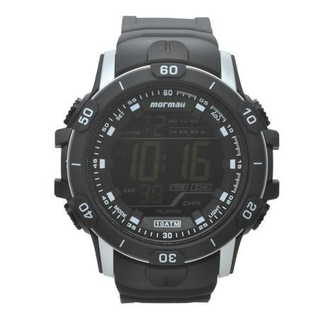 4269e8f0ccff5 Relógio de Pulso Mormaii Esportivo Masculino MO3690AA 8C - Preto ...