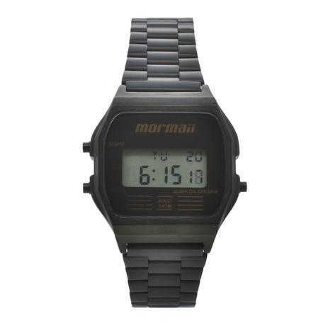 a089ddb75d799 Relógio de Pulso Mormaii Retrô Unissex MOJH02AJ 4P - Preto - Relógio ...