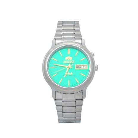 f1ff3b3b05b Relógio de Pulso Orient Automático Clássico 469WA1A E1SX - Prata ...