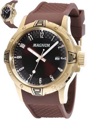 273969e3918 Relógio de Pulso OVERSIZED MA34414R - Relógio Magnum - Relógio ...