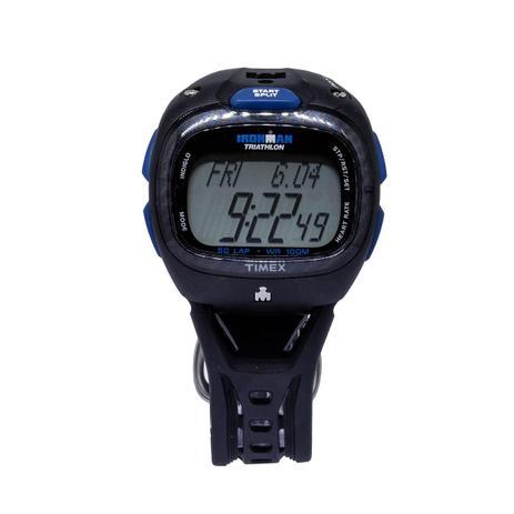 Imagem de Relógio de Pulso Timex Ironman Race Trainer Pró com Cinta de Monitoramento Cardíaco e Visor Lateral