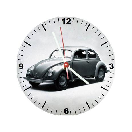 76cd75be0b6 Relógio Decorativo Fusca - All classics - Relógio de Parede ...
