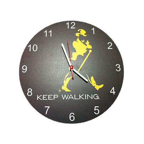 5a3b5497844 Relógio Decorativo Johnnie Walker - All classics - Relógio de Parede ...