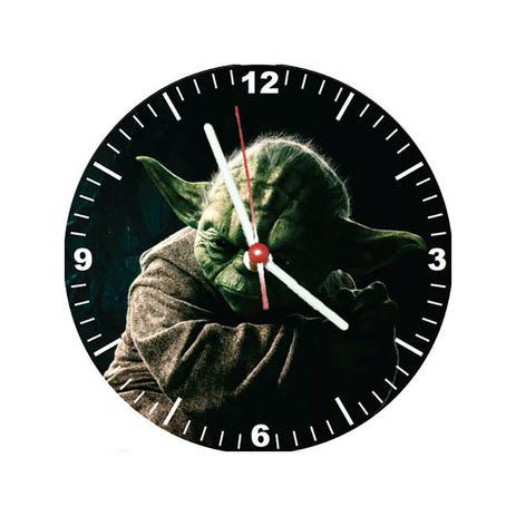 42e2c4068fa Relógio Decorativo Yoda - All classics - Relógio de Parede ...