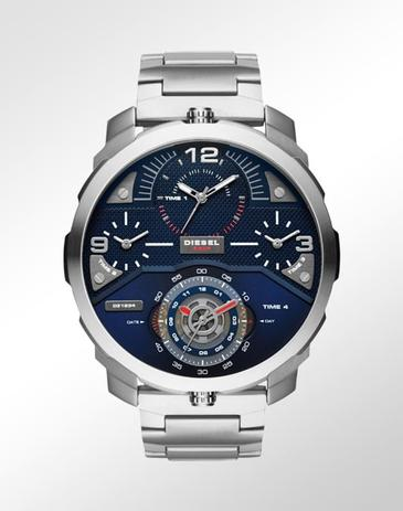080854ef59c Relógio Diesel Masculino Machinus Infrared DZ7361 1AN - Relógio ...