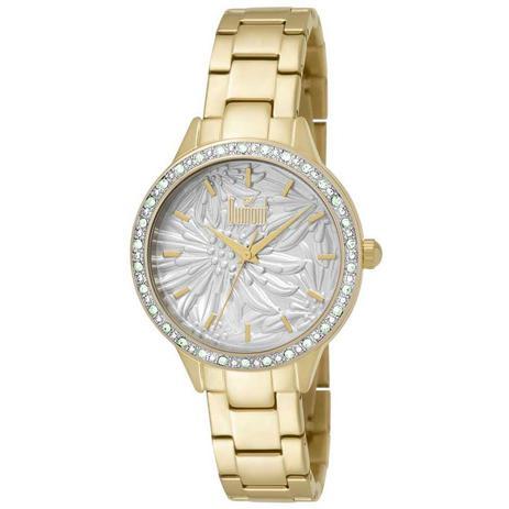 Relógio Dumont Feminino Ref  Du2036lub 4v - Promoção - Relógio ... 6900e58125