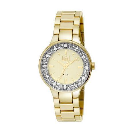 Relógio Dumont Feminino Splendore Du2035lqi 4x Dourado - Relógio ... 7d95ff7086