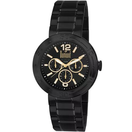 Relógio Dumont Masculino Du6p29abj s4c , C  Garantia E Nf - Relógio ... 5de7946b30