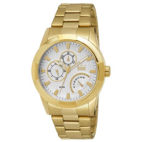 Relogio Dumont Masculino Dujr00ac 4k - Dourado - Relógio Masculino ... 8023783a8f