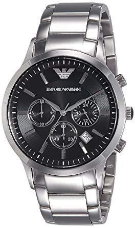 f6f361ea8 Relógio Emporio Armani Ar2434 43mm - Relógio de Pulso - Magazine Luiza