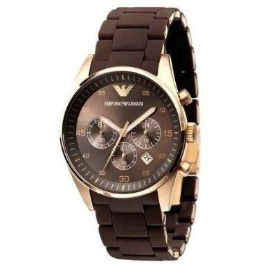 0129e74fc Relógio Emporio Armani Masculino AR5890 - Empório armani R$ 699,00 à vista.  Adicionar à sacola