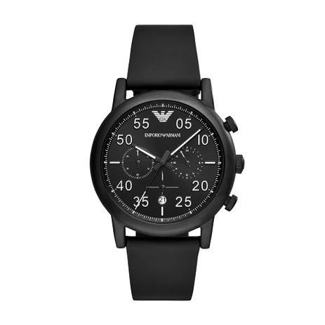 5124e70e0 Relogio Emporio Armani Masculino Preto AR11133 - Relógio Masculino ...