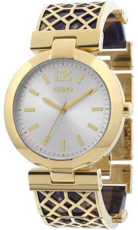 eb9bd0c7488 Relogio Euro Feminino Analógico Dourado EU2035YAC4K - Relógio ...
