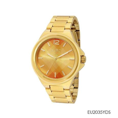 cdf7f48438e Relógio euro feminino colors dourado eu2035yds - Relógio Feminino ...