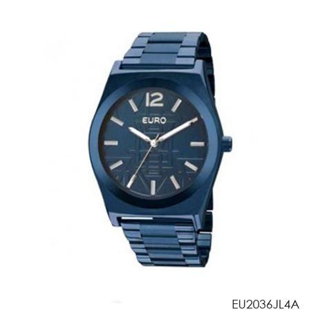 2e263f50765 Relógio euro feminino eu2036jl - Relógio Feminino - Magazine Luiza