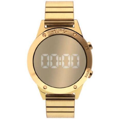 76792cb1c25 Relógio Euro Feminino Fashion Fit Dourado Eujhs31bab 4d - Relógio ...